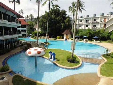 普吉岛阿莫拉海滩度假酒店