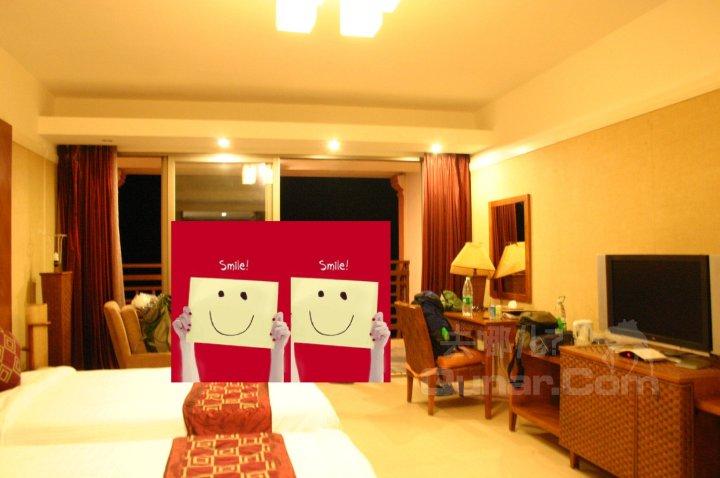 惠州大亚湾三门岛相思湖度假酒店