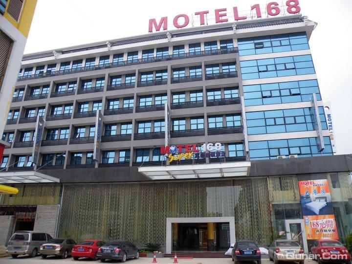 莫泰连锁酒店广州白云机场店