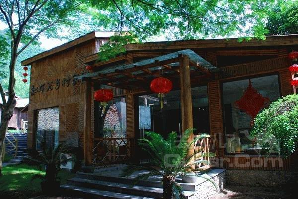 桐庐红灯笼小木屋度假