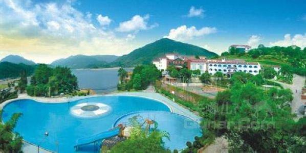 宾馆度假村休闲娱乐星级酒店四星级