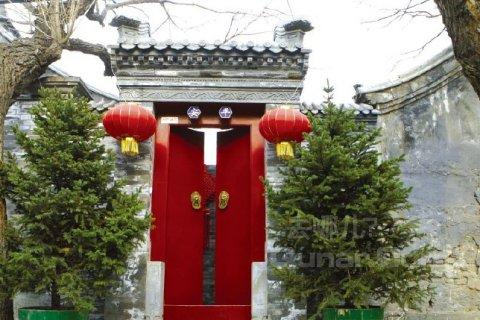 红石路蓝箭宾馆地图-北京瑞之路酒店