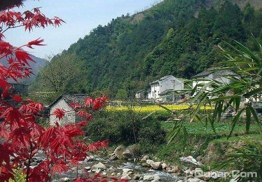 杭州大明山土家人农家乐