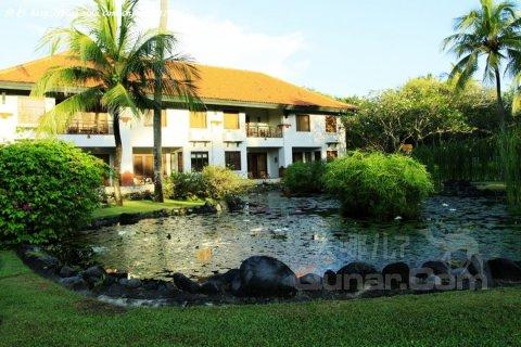 巴厘岛君悦酒店(grand hyatt bali)点评