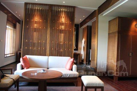 巴厘岛瑞吉酒店 下午茶