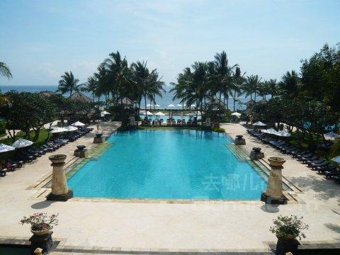 巴厘岛康莱德度假村(conrad bali)点评