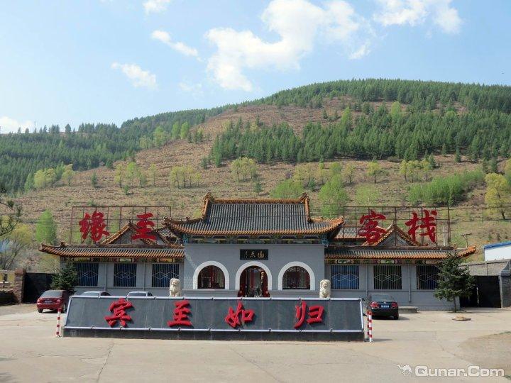 忻州五台山风景名胜区(近龙泉寺)