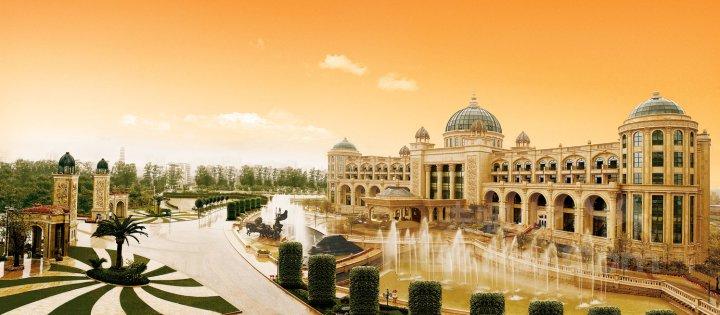 珠江帝景酒店