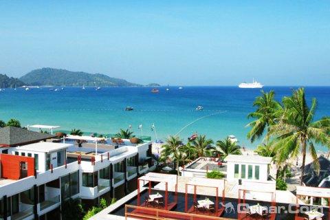 普吉岛芭东拉弗洛拉度假酒店(la flora resort patong