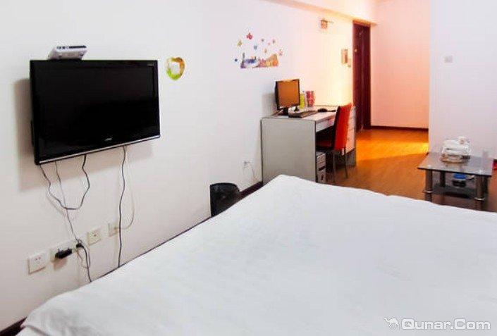 华豪丽晶雅阁酒店公寓日租公寓