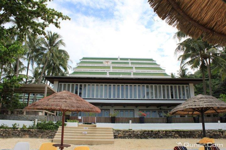 艾美普吉岛海滩度假酒店(le méridien phuket beach resort)