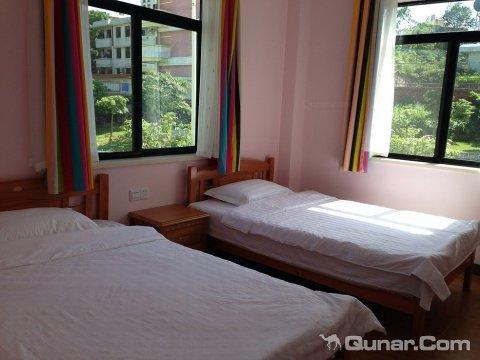 珠海外伶仃岛海岛公寓