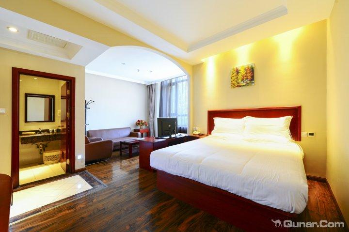 格林豪泰酒店(北京赵公口长途汽车站店)