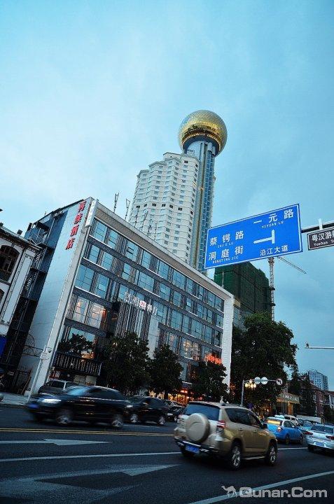 武汉风景图白天