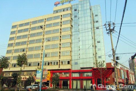 济宁市泗水县地图-泗水银座佳驿酒店