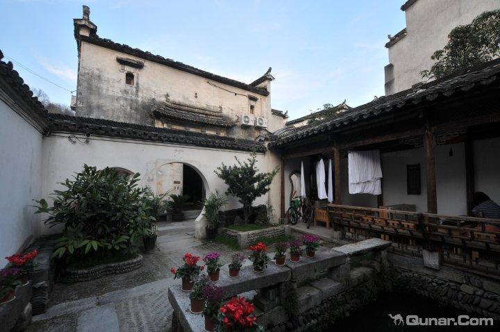 宏村老房子国际青年旅舍