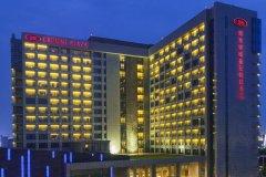 南京银城皇冠假日酒店