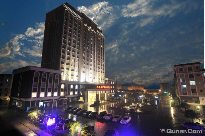 贵港平南雄森国际大酒店