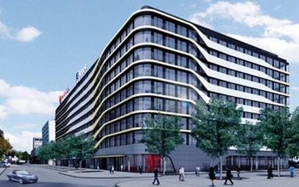 柏林亚历山大广场h2酒店(h2 hotel berlin alexanderplatz)图片