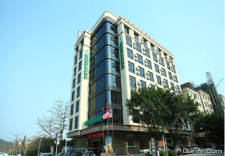 惠州淡水_格林豪泰惠州市淡水演达二路商务酒店