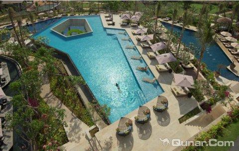 巴厘岛金巴兰森林度假酒店(rimba jimbaran bali)