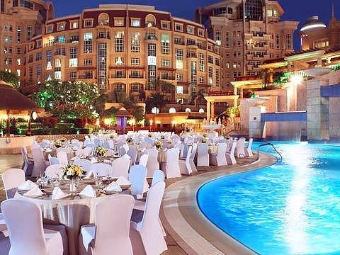 迪拜阿尔穆如罗塔娜酒店