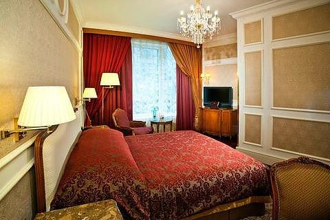维也纳大酒店(grand hotel wien)