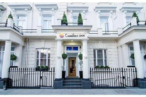 伦敦维多利亚中央别墅酒店
