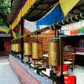 北京十三陵藏古小院