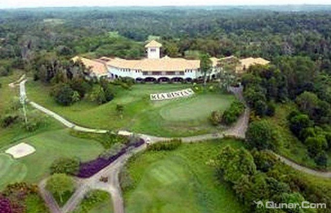 民丹岛高尔夫别墅酒店(ria bintan golf lodge)