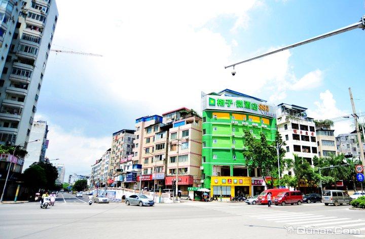 南宁街道风景图片