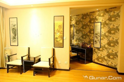哈尔滨棠枫艺术酒店西站店