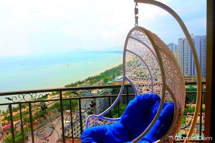 三亚龙居湾海边度假公寓