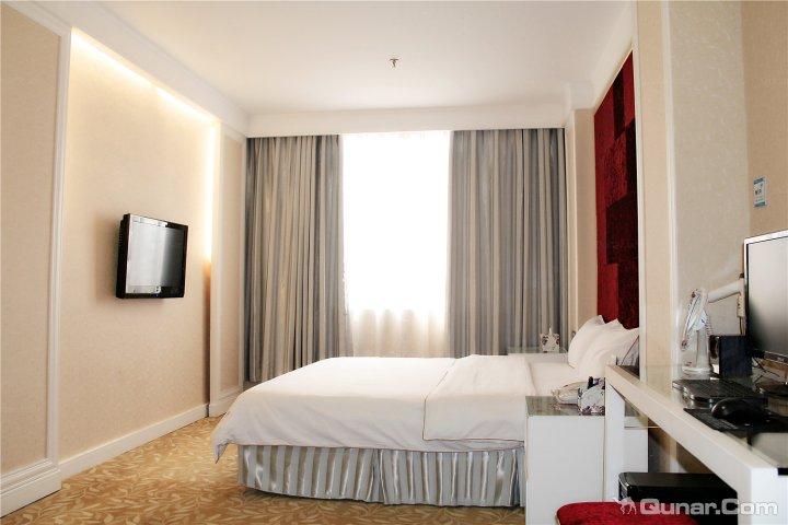 酒店房间是欧式风格很