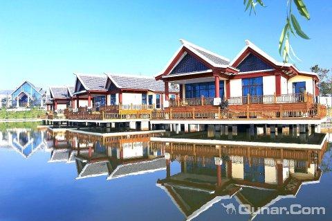 威海汤泊九泉度假区温泉的别墅父亲别墅图片