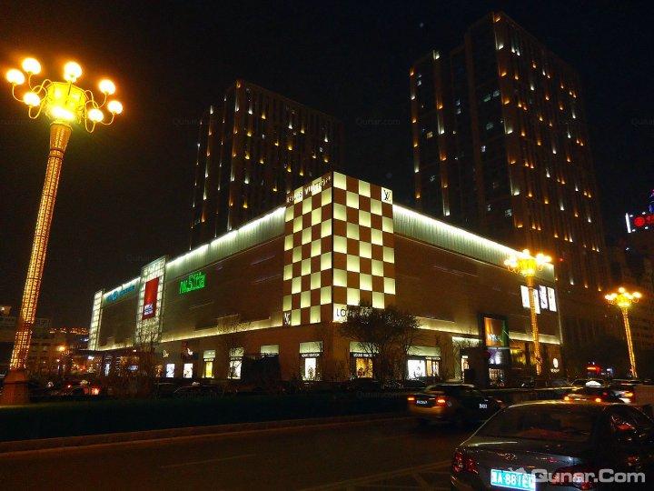 哈尔滨麦凯乐旺江南酒店式公寓 中央大街店