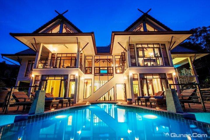 苏梅岛马夫拉别墅式酒店(villa maphraaw)