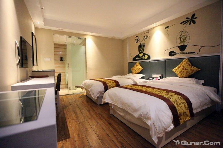 星级酒店卧室灯设计