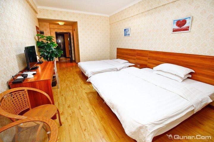 西安人在旅途公寓酒店(回民街钟楼店)