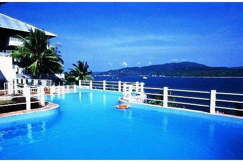 财富度假湾岛酒店(fortune resort bay island)