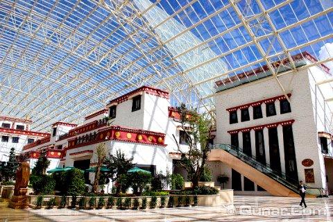 拉萨太阳岛泰城饭店
