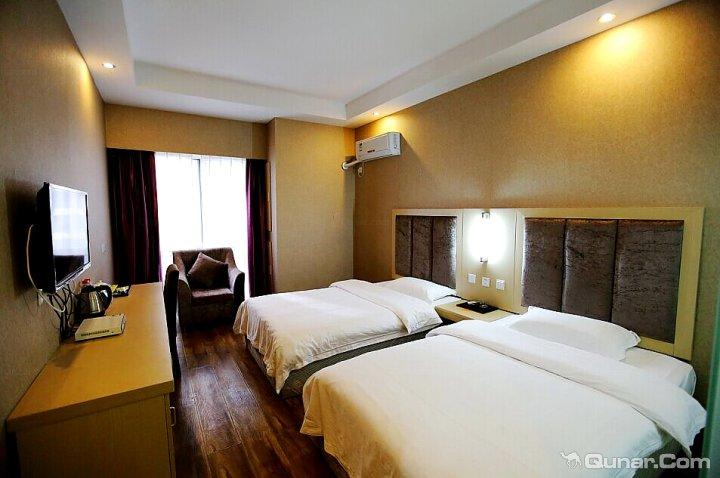 重庆森顿商务酒店(园博园鸳鸯店)
