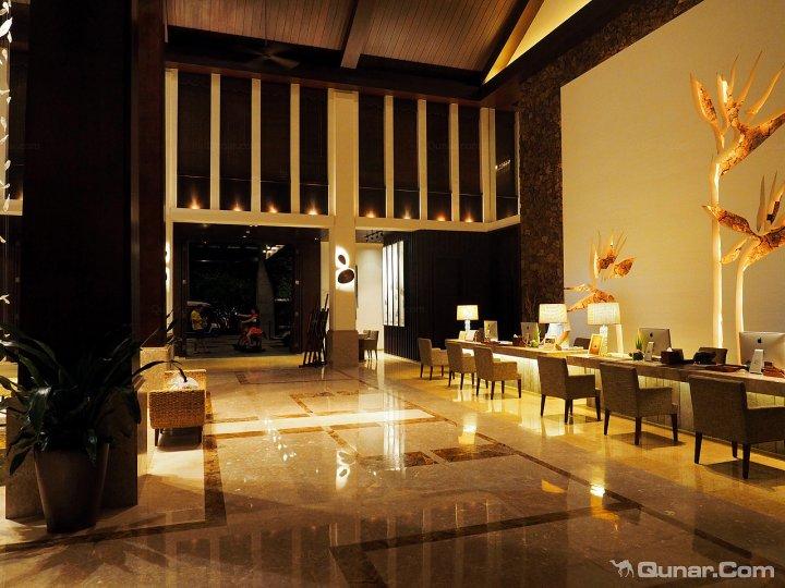 东南亚酒店风景卫浴
