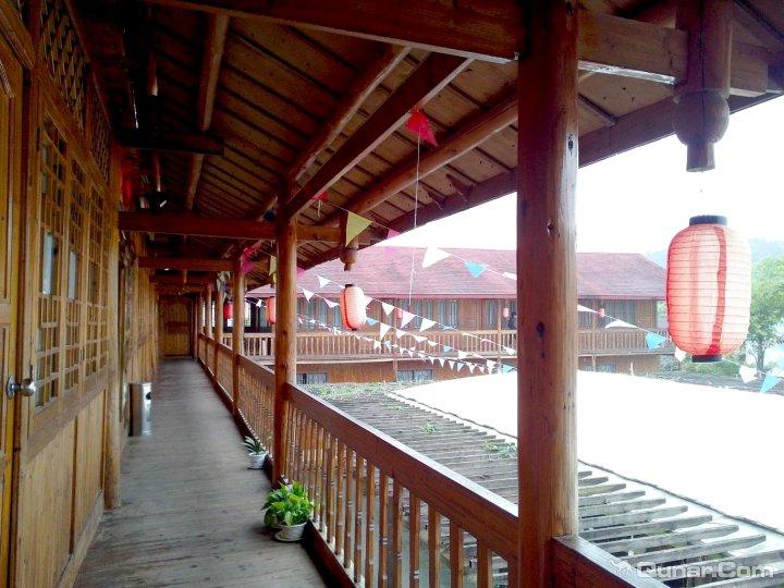 梧州石表山特色木屋住宿