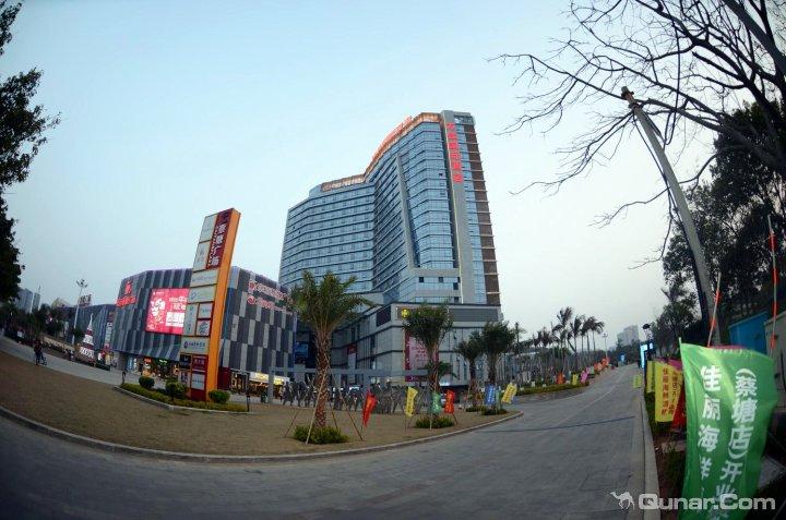 万佳国际酒店自助餐厅(东百蔡塘广场店)