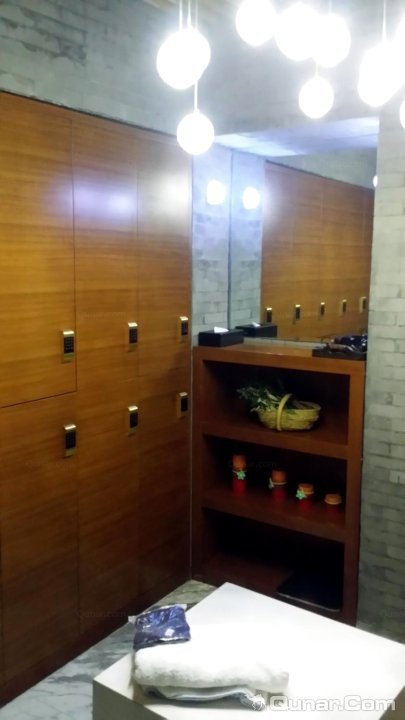 中式澡堂设计图