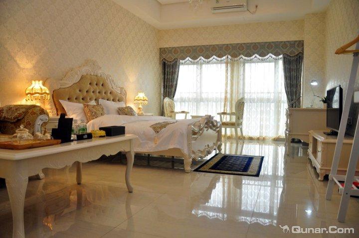 广州沐夏国际酒店公寓(财富公馆店)