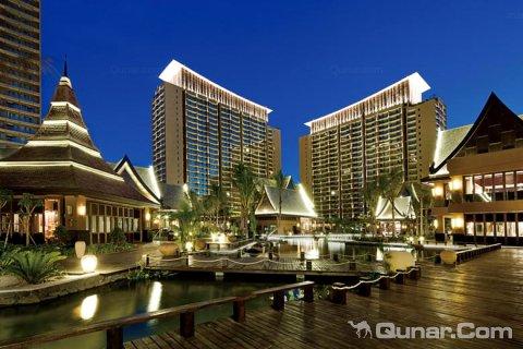 三亚湾红树林度假世界木棉酒店