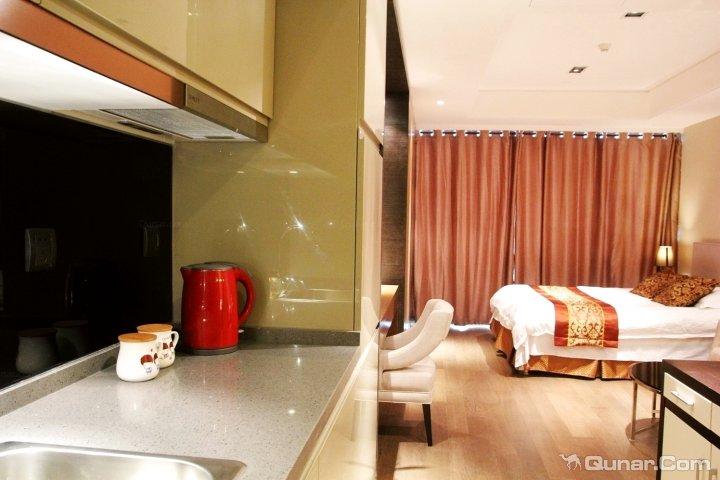 青岛自由港湾度假公寓酒店
