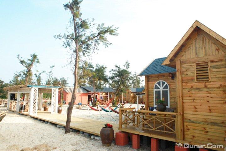 北海涠洲岛希拉的木屋海景客栈